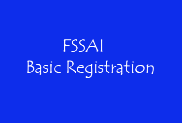 FSSAI Basic Registration