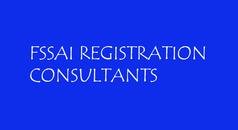 Fssai New Registration Consultants in Ganga Nagar